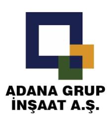 Adana Grup İnşaat logo