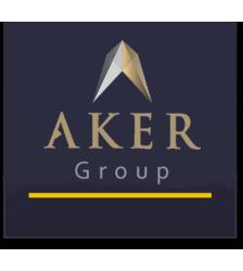 AKER GRUP logo